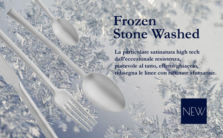 Frozen Stone Washed