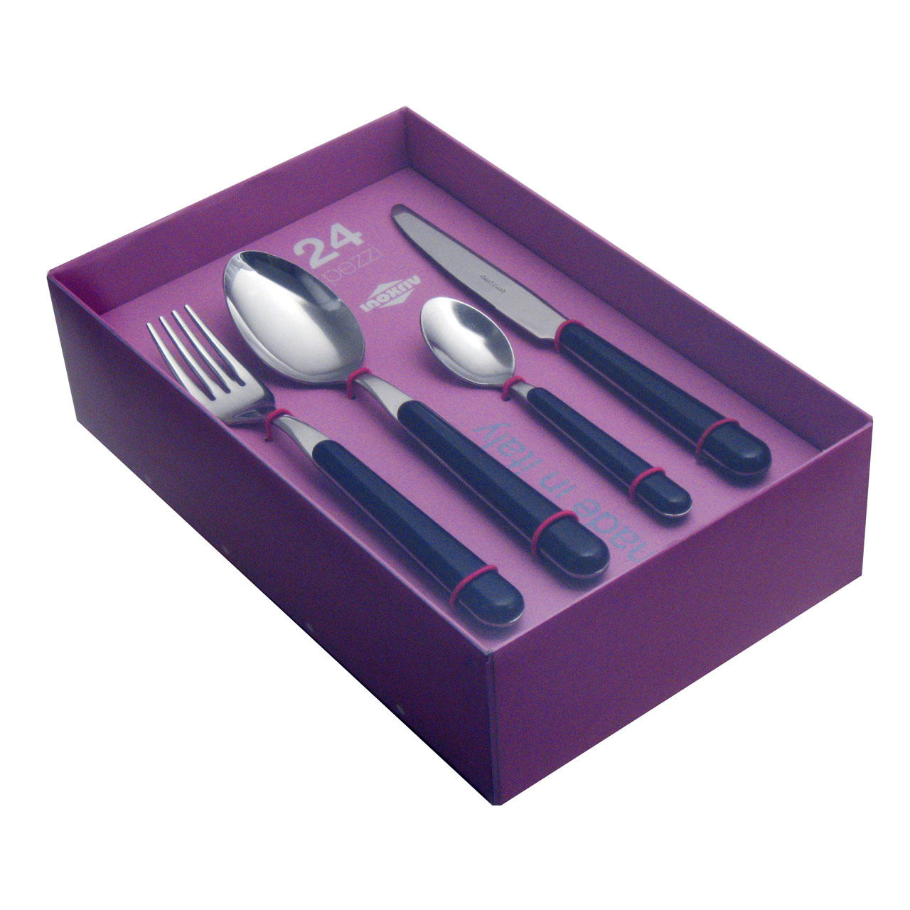 61375020 24 pcs. cutlery set Nature Box
