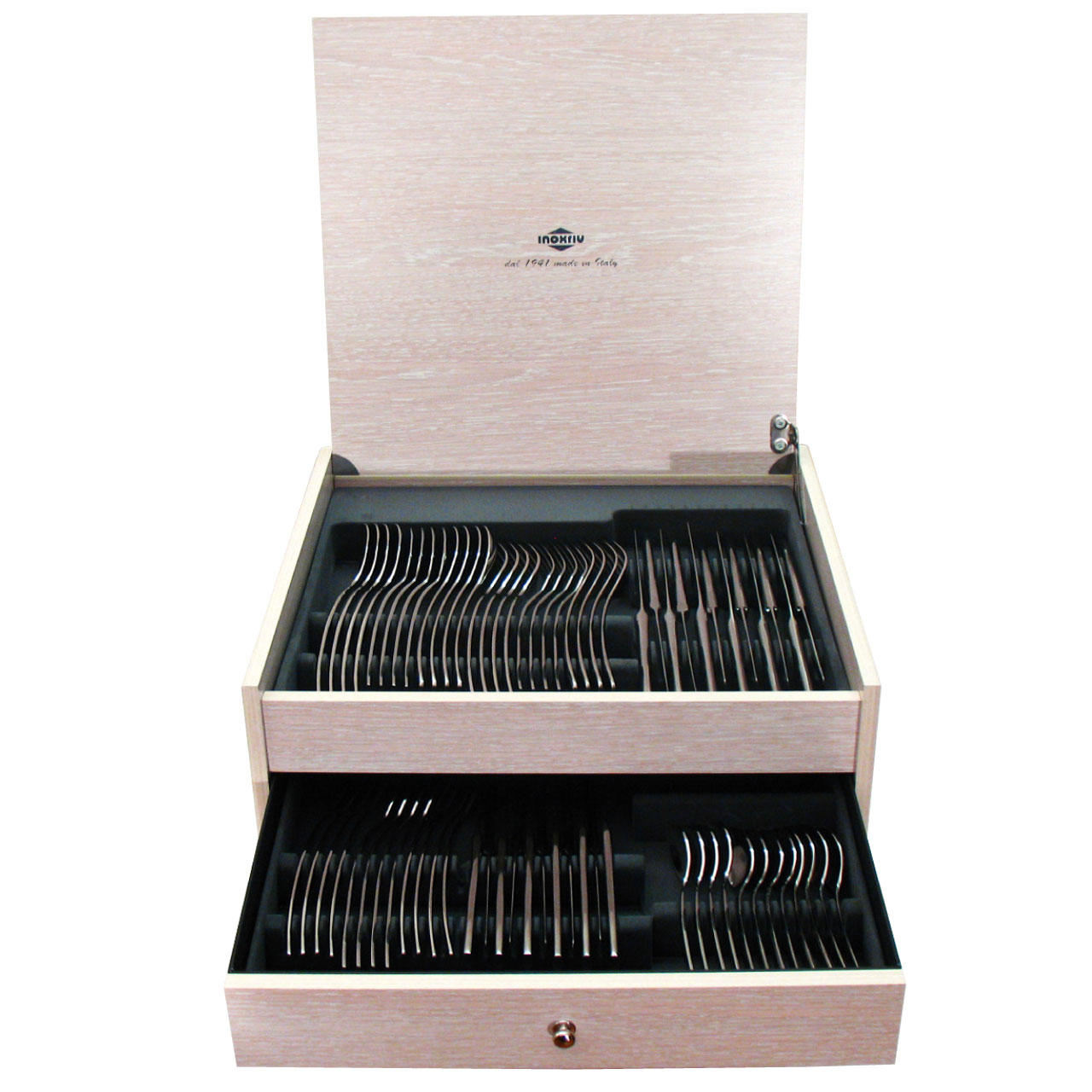 66010072 72 pcs. cutlery set Regular Luxury Case
