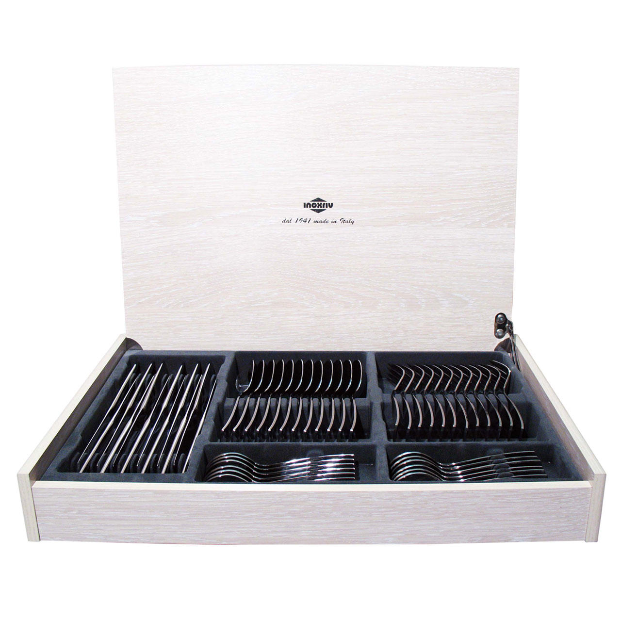 66020072 72 pcs. cutlery set Special Luxury Case